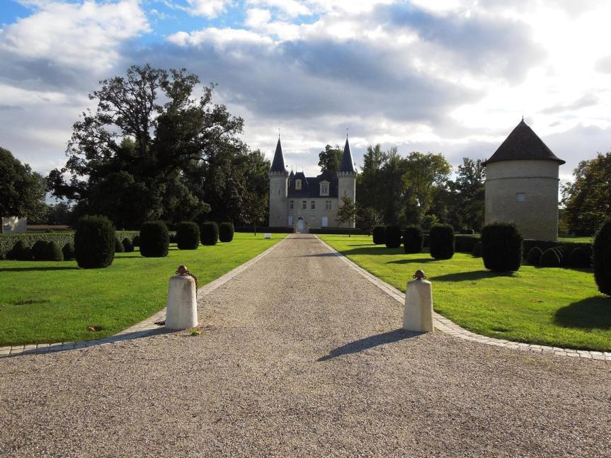 Le Château d'Agassac a des airs de conte de fées ?