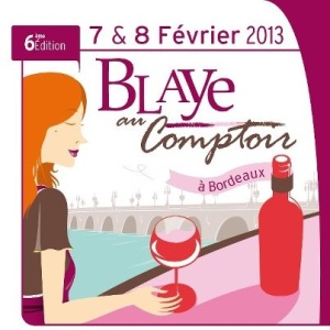 Blaye au comptoir