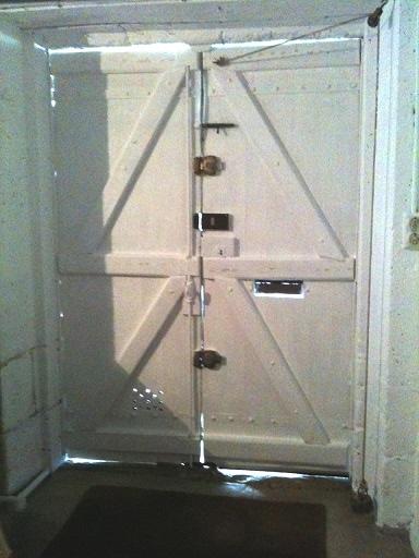 porte entrée indoor 2 couches