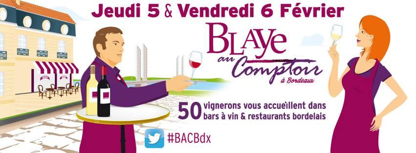 affichage pour l'édition Bordeaux 2015, les 5 et 6 février