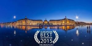 Capitale mondiale du vin, meilleure destination européenne... facile d'être chauvin, vous dis-je ;)