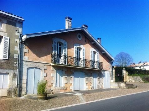 La Maison Girondine avant, photo prise en mars 2016